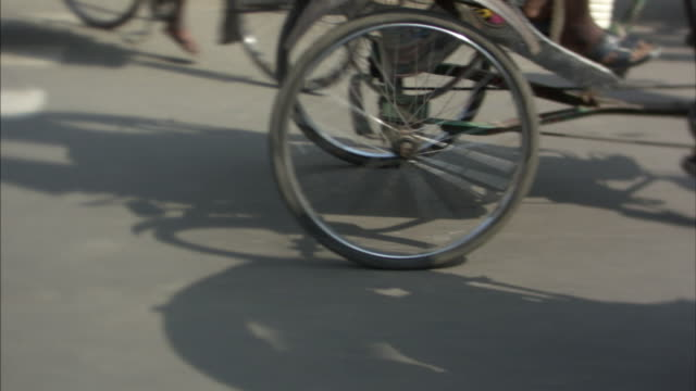 pov, cu, high speed, traffic on street, bangladesh - bangladesh stock videos and b-roll footage