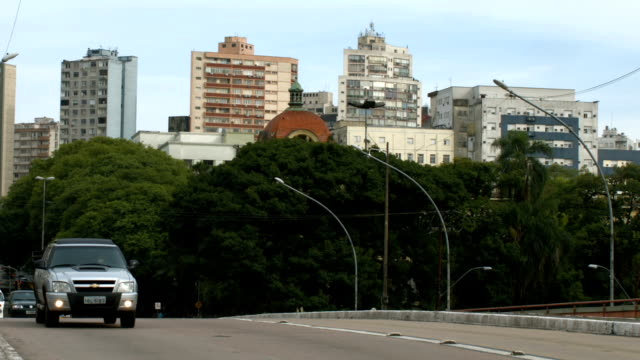 Traffic Porto Alegre City