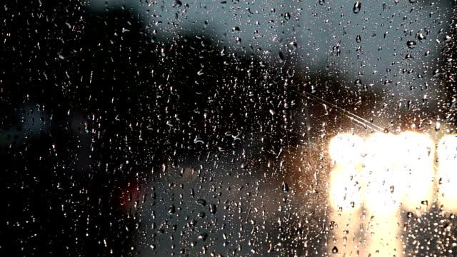 Verkehr & Regen