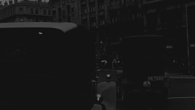 traffic streams through london, past piccadilly, and along regent street. - 1 minute or greater stock videos & royalty-free footage