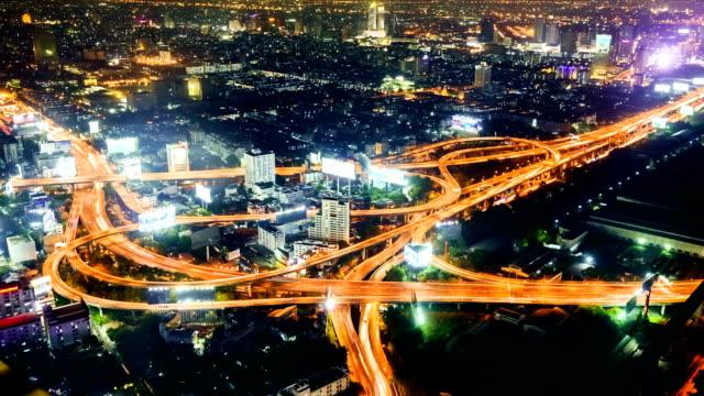 交通渋滞 - 乗り物の明かり点の映像素材/bロール