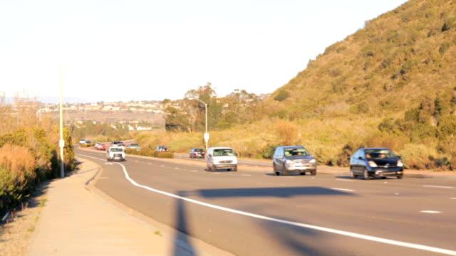vídeos y material grabado en eventos de stock de el tráfico - carlsbad california
