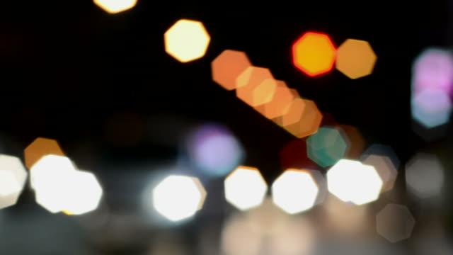 vídeos y material grabado en eventos de stock de trafic luz - semaforo