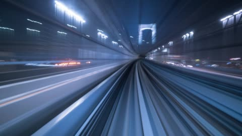 vídeos y material grabado en eventos de stock de poi de tren en tokio - metro transporte