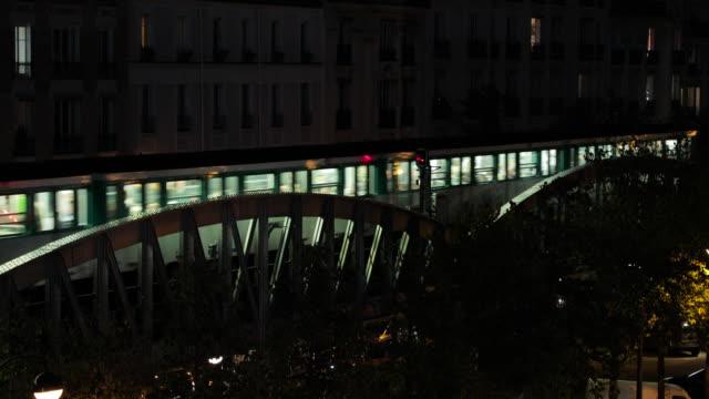 Train in Paris