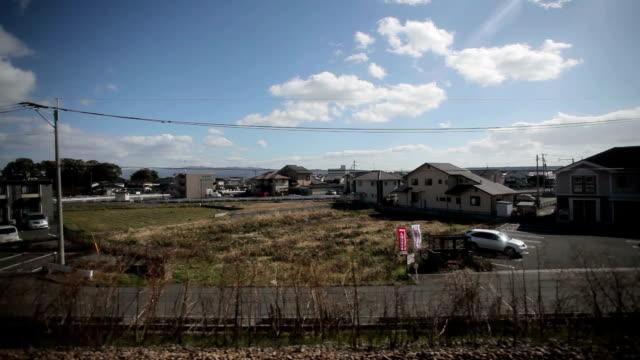 vídeos y material grabado en eventos de stock de tren en la ciudad de fukuoka, japón - fukuoka prefecture
