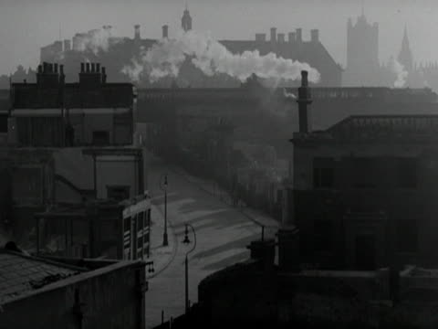 a train moves past derelict buildings near the festival of britain site on the south bank of the thames - festival of britain stock videos & royalty-free footage