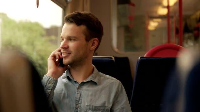 Trein telefoongesprek 2