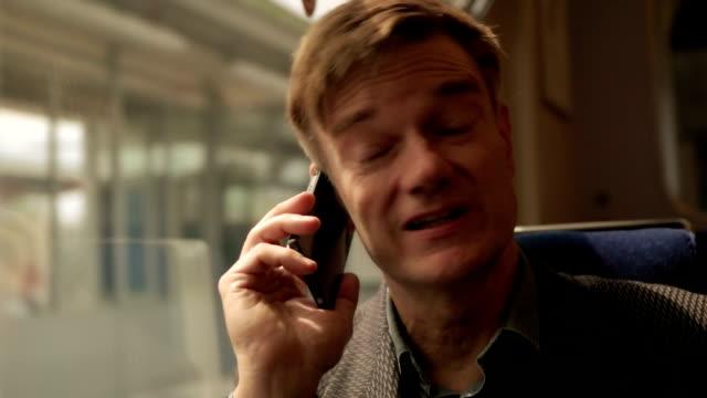 Train phone
