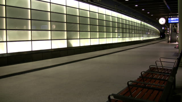 train station - postmodern stock videos and b-roll footage
