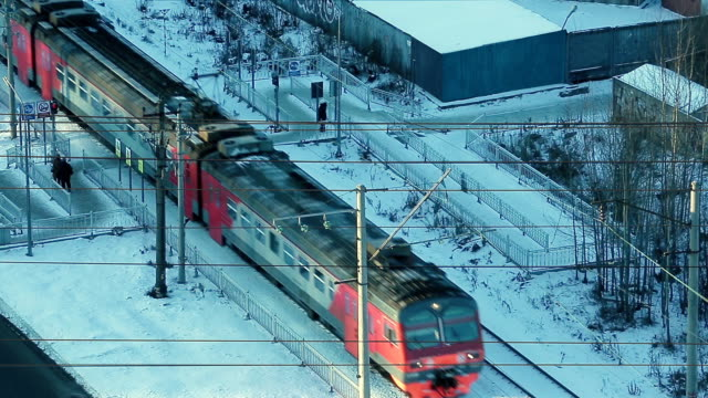train - passenger train stock videos and b-roll footage