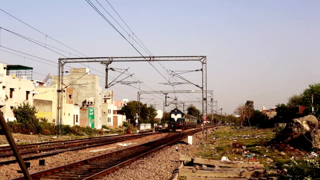 鉄道 - 音声あり点の映像素材/bロール