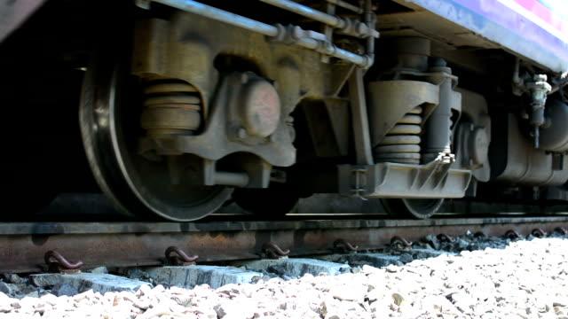 列車の「ウィールズ」 - 貨物列車点の映像素材/bロール