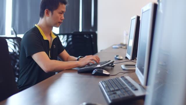 Training Computer room
