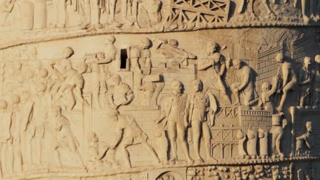 Trajan Column in Roman Forum