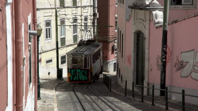 tram up - câble stock videos & royalty-free footage