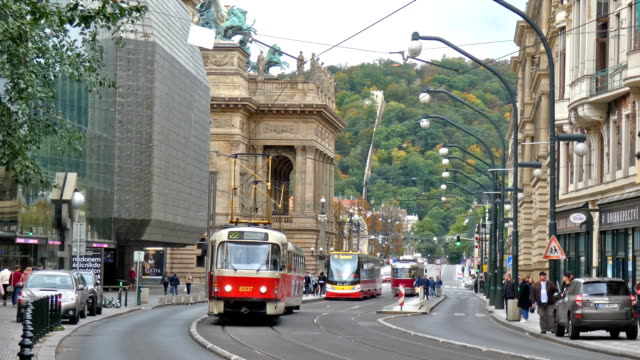 trams - tram stock videos & royalty-free footage
