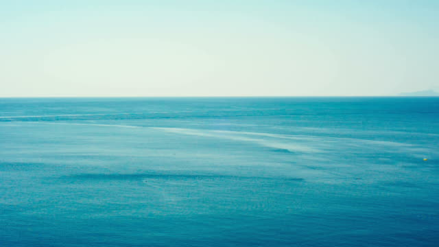 Tranquil and minimal sea view.