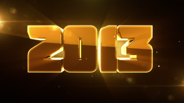 Transforming 3D Words Animation with Lighting - 2012 to 2013