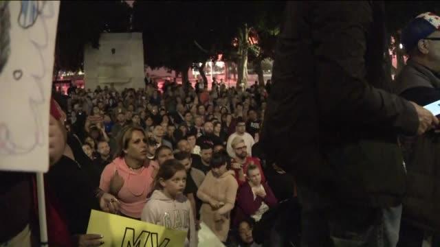 ktla transgender rights rally - mixed gender stock videos & royalty-free footage