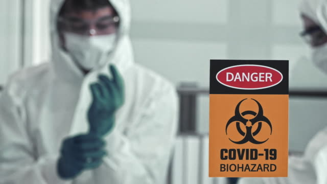 stockvideo's en b-roll-footage met overgang epidemische virus - preventie