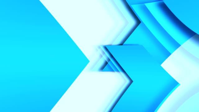 vídeos de stock, filmes e b-roll de transições - formas geométricas