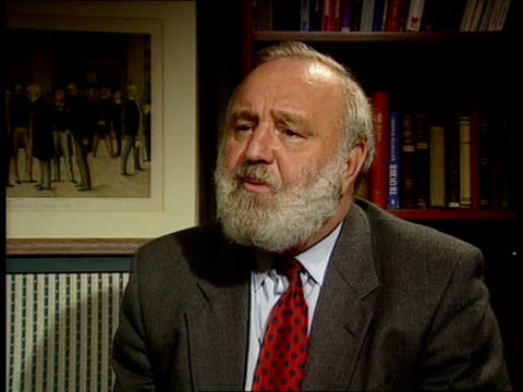transmission to calves; london westminster cms frank dobson mp intvw sot - culling programme will have to be reviewed/ will have to be more closely... - biological process stock videos & royalty-free footage