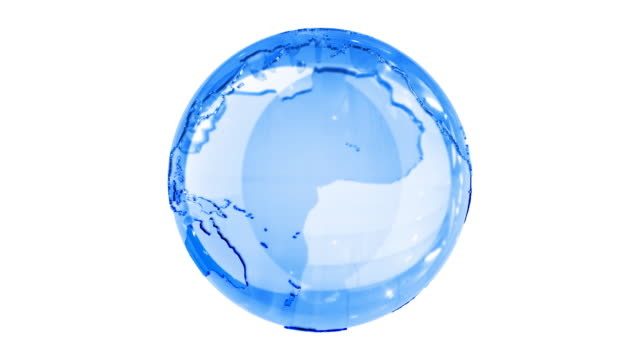 Transparent globe (HD1080)