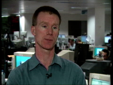 Air Traffic Control Crisis £30 Million Tax Loan Bailout ITN ENGLAND London Chris Avery interviewed SOT When you have industry dislocation as big as...