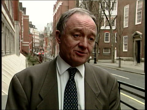 Air Traffic Control Crisis £30 Million Tax Loan Bailout ITN London Ken Livingstone interviewed SOT You're trying to create contract which will see...