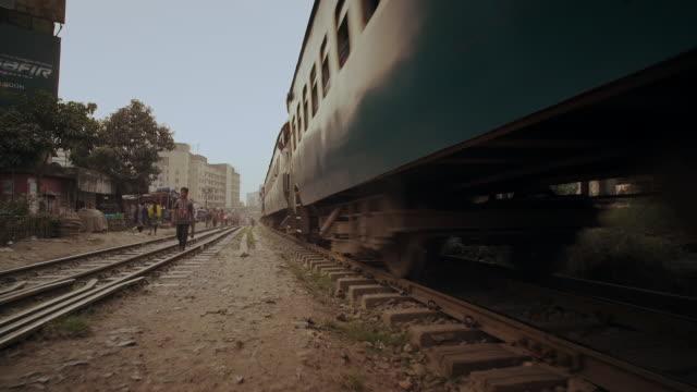 transport in dhaka, bangladesh - dhaka stock videos & royalty-free footage