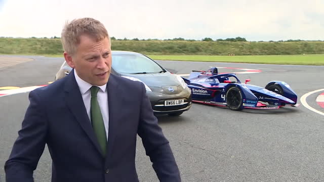 """transport secretary grant shapps saying """"nobody wants to see racism, including the home secretary"""" after priti patel was criticised by tyrone mings... - sporting term stock videos & royalty-free footage"""
