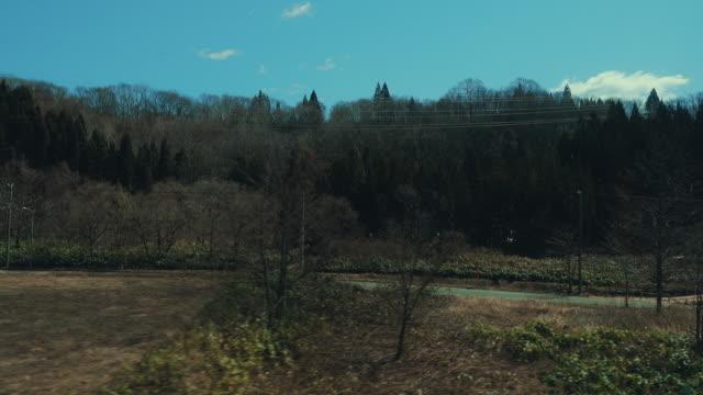 vídeos y material grabado en eventos de stock de transporte de 4 k - perspectiva desde un tren