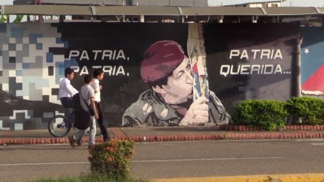 Tras la muerte de Hugo Chavez en 2013 el gobierno venezolano ha promovido el culto a su personalidad e intenta posicionar a Sabaneta de Barinas su...