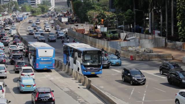 Trasnportation Mode in Jakarta