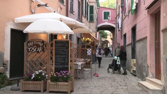 Trattoria, Cinque Terre, Italy