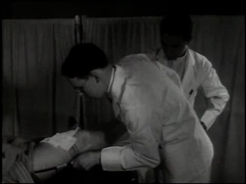 traumatic surgery of the extremities - 8 of 15 - see other clips from this shoot 2502 stock videos & royalty-free footage