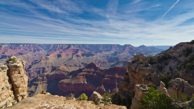 Travel Cinemagraphs, Grand canyon from Mather point