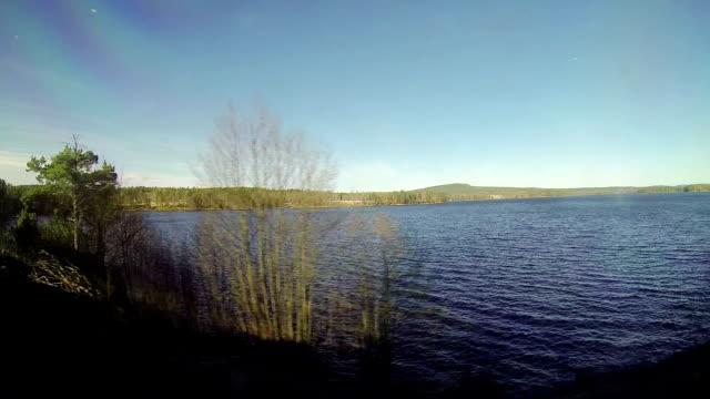 Reisen Sie mit dem Zug in Schweden