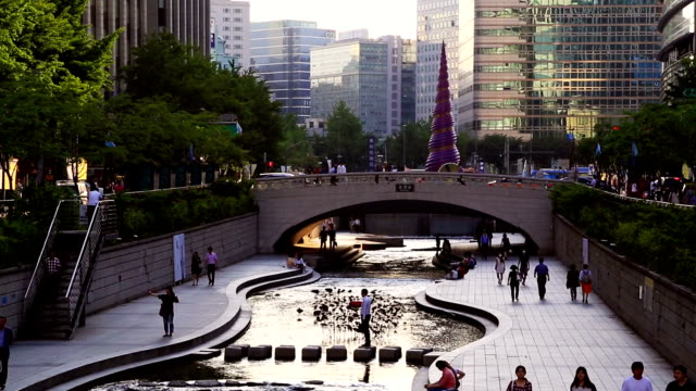 Traveling In Seoul City