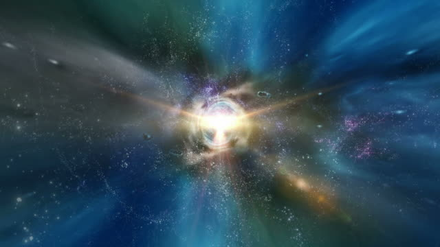 traveling through star fields in space - supernova stock videos & royalty-free footage