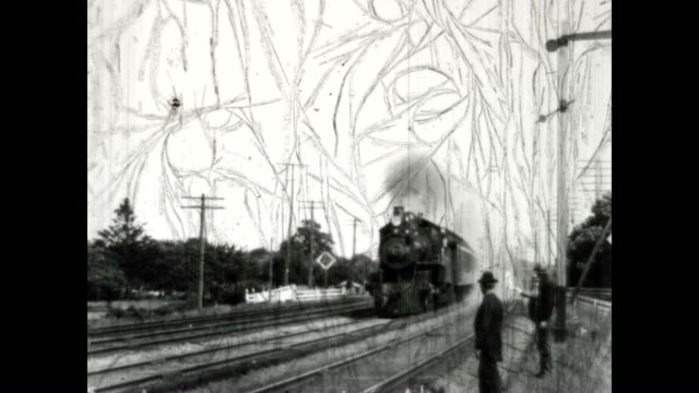 Travelogue film by Burton Holmes of the TransSiberian Railway