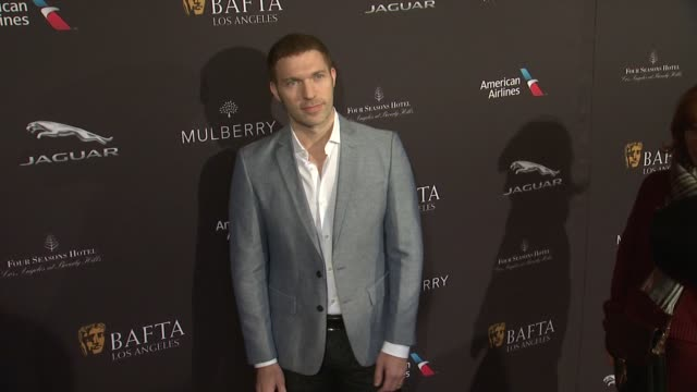 Travis Knight at the 2015 BAFTA Los Angeles Tea Party at The Four Seasons Hotel on January 10 2015 in Beverly Hills California