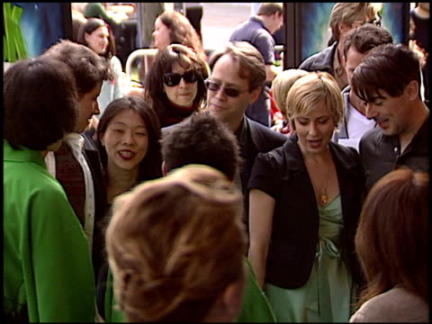 traylor howard at the 'son of the mask' premiere at the grove in los angeles, california on february 13, 2005. - the grove los angeles stock-videos und b-roll-filmmaterial