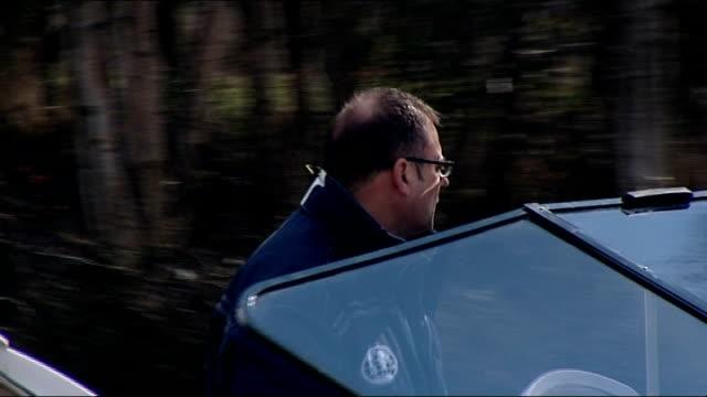 treasury unveil national loan guarantee scheme england norfolk broads ext pov shot from motor boat as along norfolk broads past leisure boats moored... - ローラ・クエンスバーグ点の映像素材/bロール
