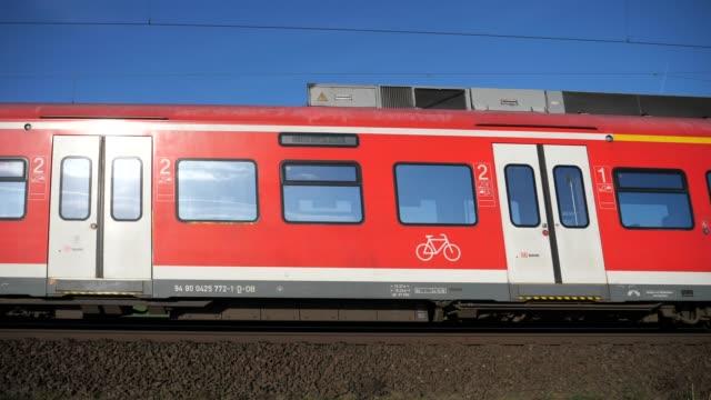 Trein tussen Osnabrück en Hannover