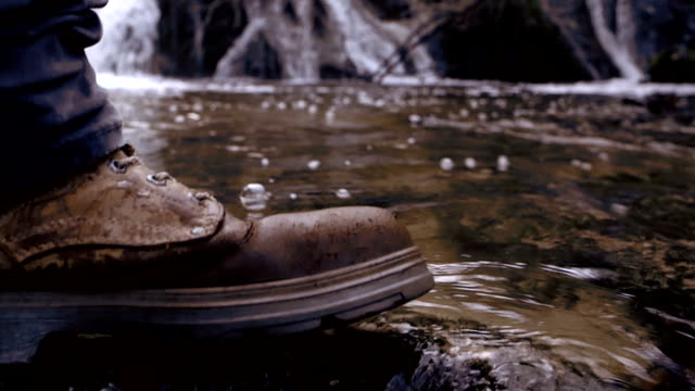 trekking water - cascata stock videos and b-roll footage