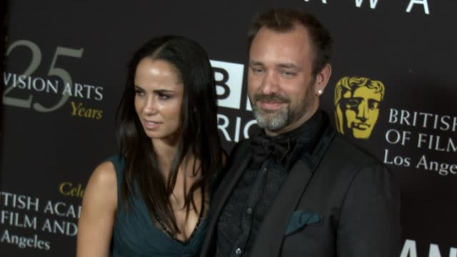 vídeos y material grabado en eventos de stock de trey parker at 2012 bafta los angeles britannia awards presented by bbc america on 11/7/12 in los angeles ca - trey parker