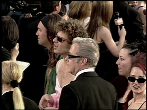 trey parker at the 2000 academy awards at the shrine auditorium in los angeles california on march 26 2000 - 72nd annual academy awards stock videos & royalty-free footage