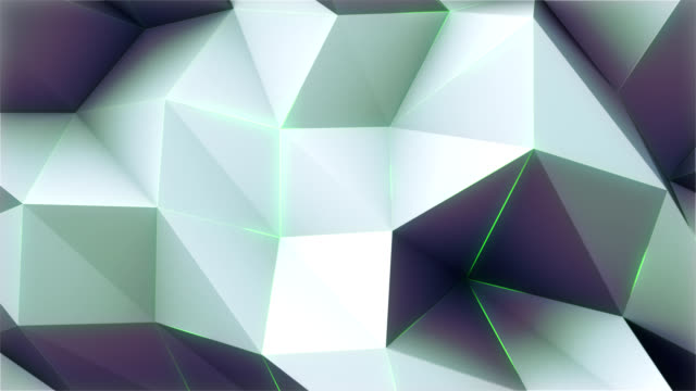 triagle waves background - geometry stock videos & royalty-free footage